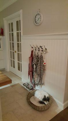 Schwedenhaus farben bedeutung  Wandpaneele Wandverkleidung Holzverkleidung Landhauspaneele ...