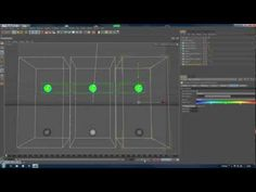 Cinema 4d tutorial turbulenceFD for beginners part 1 - YouTube
