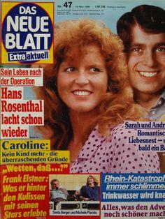Fergie - Neue Blatt 1986