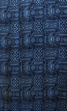 TexturasY❤B <> Indonesian Batiks Shibori, Fabric Painting, Fabric Art, Textures Patterns, Print Patterns, Mood Indigo, Indigo Blue, Batik Pattern, Textiles