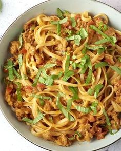 15 Ideas for pasta alfredo noodles Quick Meals, No Cook Meals, Comfort Food, Tapas, Everyday Food, Tasty Dishes, Pasta Recipes, Italian Recipes, Food Inspiration