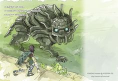 shadow of the colossus | Tumblr