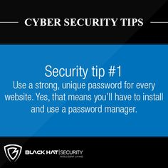 Cyber Security Tips . Set your smartphone to lock after a short idle time, and set it to require authentication for unlocking. If at all possible, use something stronger than a simple-minded four-digit PIN. Security Tips, Safety And Security, Home Security Systems, Simple Minds, Home Safes, Cyber, Instagram Posts, Password Manager, Smartphone