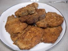As seen on Farmhouse Rules: Fried Pork Chops
