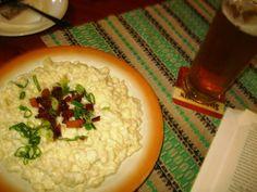 halusky slovakian food