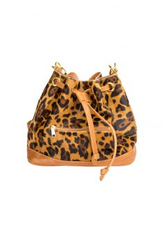 Leopard Bucket Bag - cabin-and-cove3