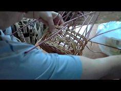 мк пасхальной корзинки часть 1 - YouTube
