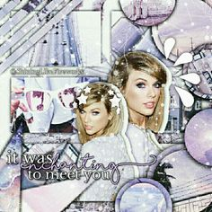 Taylor Swift edit by ShiningLikeFireworks