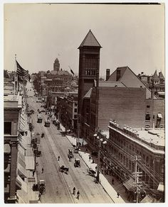 Broadway, north from 3rd [Street] | Flickr - Photo Sharing!