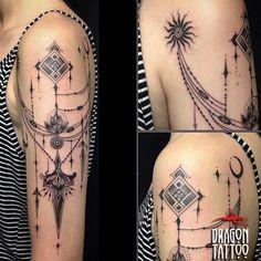 Kendinizi ifade edin! Dragon tatoo ile kim olduğunuzu ortaya koyun! http://dovme.org/dovme-modelleri