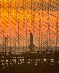 Statue of Liberty by Kelly Kopp @kellyrkopp by newyorkcityfeelings.com - The Best Photos and Videos of New York City including the Statue of Liberty Brooklyn Bridge Central Park Empire State Building Chrysler Building and other popular New York places and attractions.