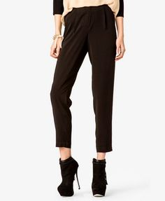 Pleated Trousers   FOREVER 21 - 2021736236