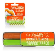 4,90EUR Lip balm Set Apfel und Caramel