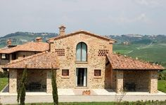Facade Tuscany, Facade, Vacation, Mansions, Luxury, House Styles, Home Decor, Vacations, Decoration Home