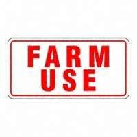 Hy-Ko Prod Co 6X12 Id Farm Use Tag 20550 Signs by Hy-Ko. Save 1 Off!. $7.45. 6' x 12', Farm Use Identification Tag, Weather Resistant, Made Of Rustproof Aluminum, Pre-Punched Holes For Easy Mounting.