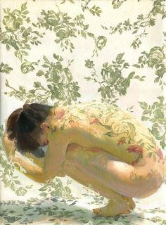 "Saatchi Online Artist Sergio Lopez; Painting, ""Alba Maxima"" #art"
