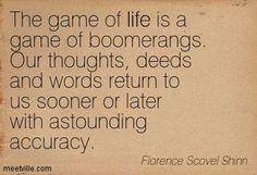 Florence Scovel Shinn ..*
