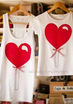 Adictaaloscomplementos: camisetas