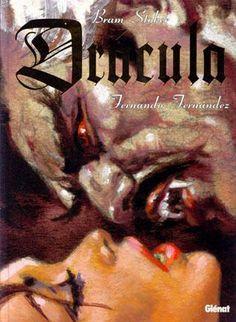 COMIC IS ART: EL DRACULA DE FERNANDO FERNANDEZ (HOMENAJE A UN GRAN ARTISTA QUE NOS HA DEJADO)