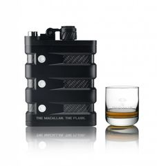 The Macallan Unveils The Flask in Oakley Inc. Design Collaboration http://www.whiskyintelligence.com/2013/03/the-macallan-unveils-the-flask-in-oakley-inc-design-collaboration-scotch-whisky-news/#
