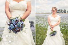 #bruiloft #fotografie #wedding #photography #volkswagen #volkswagenbusje - Trouwen op Tiengemeten - Studio Stiep
