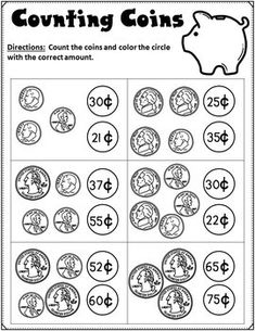 33 best counting money worksheets images coins counting money worksheets money activities. Black Bedroom Furniture Sets. Home Design Ideas