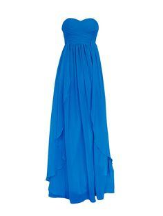 Maxi Convertible Drape Dress pin a dress from forherforhim.Com to win a wedding dress or 5 bridesmaids dresses!