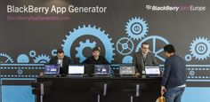 BlackBerry App Generator, creando apps de BlackBerry 10 en unos clics