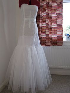 Wedding Dress Corselette