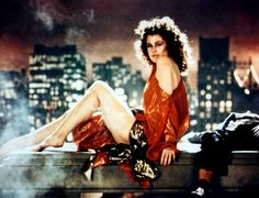 Picture from Ghostbusters starring Sigourney Weaver