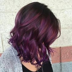 Hair color goals