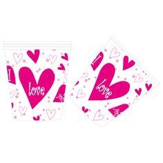 Happy Valentine 9 Oz paper cup!