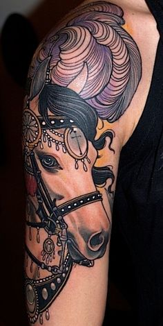tattoo horse - Google-haku