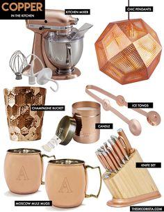 Russell Hobbs ~ Copper Coffee/Tea Kettle | Copper Kitchen ...