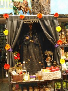About Santa Muerte or Holy Death:  Ritual to Consecrate a Talisman to the White Lady of Mexico