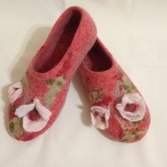 Sale 15% house shoes Felted wool slippers by ecoFeltedSlippers