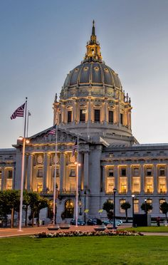 San Francisco City Hall. San Francisco, California.