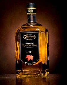 Glenora Distillery's signature malt whiskey