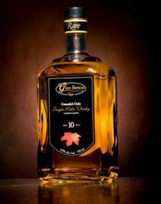 Glenora Distillery's signature malt whiskey