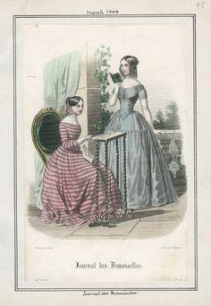 Journal des Demoiselles March 1846 LAPL