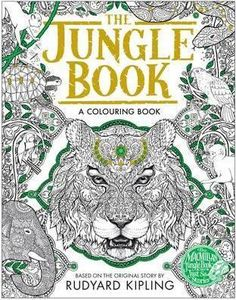 The Jungle Book Colouring Download Read Online Pdf EBook For Free