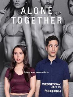 Alone Together - streaming tv show online All Movies, Movies To Watch, Movies Online, Movies And Tv Shows, Series Online Free, Tv Shows Online, Superficial, Streaming Tv Shows, Watch Tv Shows