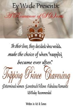 Buy Tripping Prince Charming- A Romance of S{h}orts by Ey Wade and Read this Book on Kobo's Free Apps. Discover Kobo's Vast Collection of Ebooks and Audiobooks Today - Over 4 Million Titles! Presents, Place Card Holders, Invitations, Gifts, Favors, Save The Date Invitations, Shower Invitation, Gift, Invitation