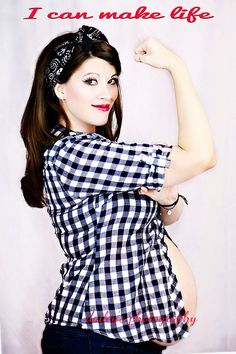 Rockabilly Maternity - Pin Up Maternity
