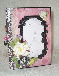 TPHH Premade Mini Chipboard Binder Album Any Occasion 2 by Miriam in Crafts, Scrapbooking & Paper Crafts, Scrapbooking Albums | eBay