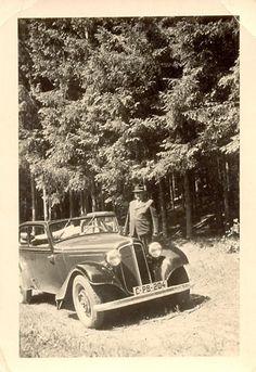 https://flic.kr/p/AFrfeu | Old Cars Cabrio | Č-PB-204