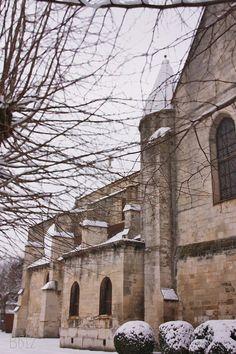 Eglise d'Auvers sur Oise, Notre Dame
