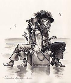 Treasure. by Bormoglot.deviantart.com on @deviantART