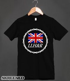 LLH&R - UK  Tee shirts $23.00 / Hoodies $40.99 Skreened.com/bikergear  http://bad-press.co.uk/support-your-local-small-press/bikergear-t-shirts/