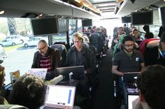 The startup world seems to have no limits when it comes sprouting new companies. Some may be less groundbreaking than others, but hey, it keeps our generation going. The Startup Bus accelerates this trend. We …